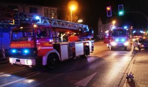 Brandgeruch in Neheimer Wohnhaus bleibt ohne Folgen
