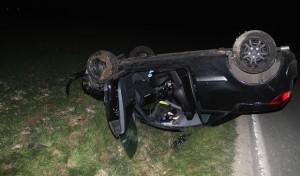 Anröchte: Fahrzeug überschlug sich