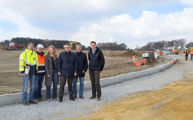 Photo of Iserlohn: Erweiterung des Gewerbegebietes Sümmern-Rombrock geht voran