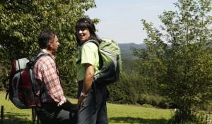 Winterberg: Mit oder ohne Bollerwagen: Durch grüne Skigebiete und Hochheide in den Mai