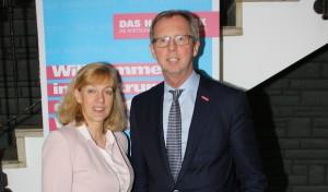 MdB Christel Voßbeck-Kayser zu Gast bei Kreishandwerkerschaft Märkischer Kreis