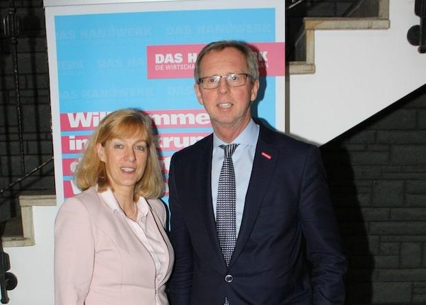 Photo of MdB Christel Voßbeck-Kayser zu Gast bei Kreishandwerkerschaft Märkischer Kreis