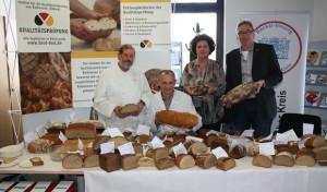 Mitglieder der Bäcker-Innung Märkischer Kreis stellen Qualität unter Beweis