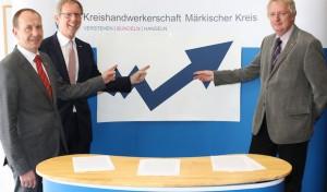 Konjunkturumfrage der Kreishandwerkerschaft  Märkischer Kreis
