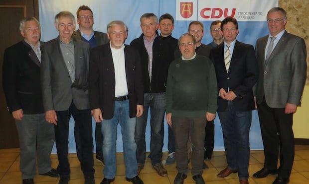 Photo of Ehrungen beim CDU-Stadtverband Marsberg