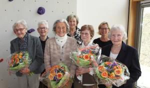 DRK-Frauenverein Siegen spendete in 2015 insgesamt 15.200,00 Euro