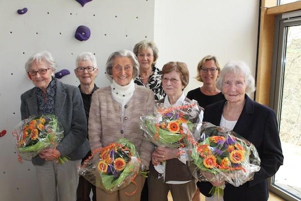 Photo of DRK-Frauenverein Siegen spendete in 2015 insgesamt 15.200,00 Euro