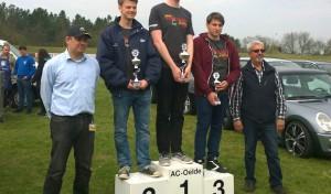 Olpe: Gelungener Saisonauftakt für Youngster-Fahrer des OAC in Harsewinkel