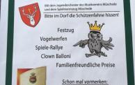 Müschede: Kinderschützenfest steht vor der Tür!