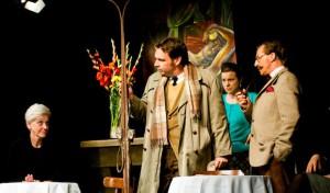 """Die dritte Agatha Christie-Premiere im Theater in Hagen: """"Und dann gab's keines mehr oder Zehn kleine Negerlein"""""""