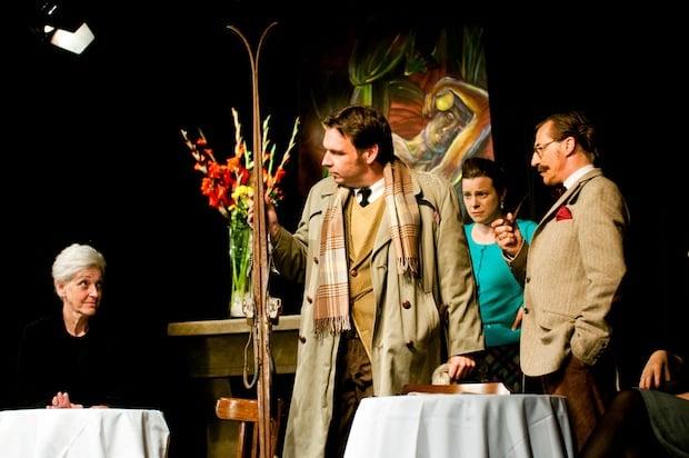 """Photo of Die dritte Agatha Christie-Premiere im Theater in Hagen: """"Und dann gab's keines mehr oder Zehn kleine Negerlein"""""""