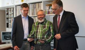 Lennestadt: Volksbank fördert finanziell das Engagement des GymSL
