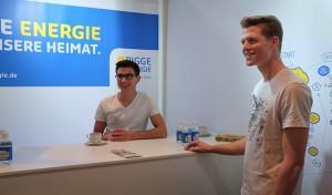 Olpe: Junge Talente schauen in die Praxis – Bigge Energie bietet nach der Berufsmesse Tag der offenen Tür