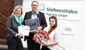 Olpe: Südwestfalen Agentur stellt Geschäftsbericht, Imagebroschüre und neue Internetseite vor