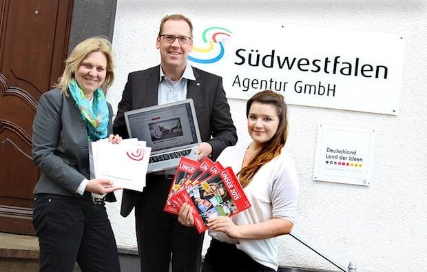 Photo of Olpe: Südwestfalen Agentur stellt Geschäftsbericht, Imagebroschüre und neue Internetseite vor