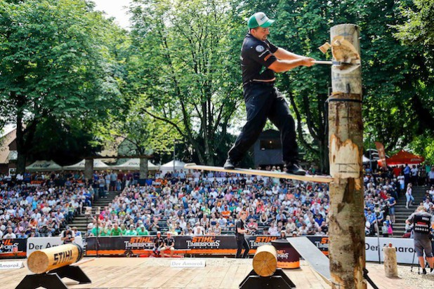 Quelle: STIHL TIMBERSPORTS® Series