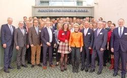 <b>HSK/Kreis Soest: 27 Neue im Parlament der Wirtschaft</b>