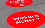 Arnsberg: Gerechtigkeit und wirtschaftlicher Erfolg – nur mit Tarifvertrag!