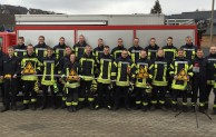 Kreis Olpe: Kreisweite Ausbildung der Feuerwehren – Strahlenschutzlehrgang in Elspe