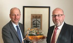 Drolshagen: Seit 25 Jahren im Öffentlichen Dienst – Christoph Lütticke feiert sein Jubiläum