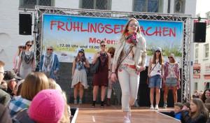 Frühlingsmarkt und Kreismusikfest in der Hansestadt Attendorn