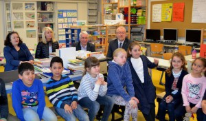 Kreuztal: Grundschule Buschhütten – großes Lob von der schulpolitischen Sprecherin der SPD-Landtagsfraktion