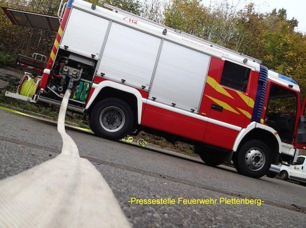Quelle: Feuerwehr Plettenberg
