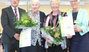 Siegen: Klinik dankt Engeln in Grün