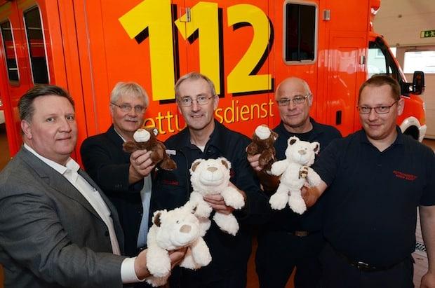 Photo of Förderverein der Pädiatrie im Klinikum Soest übergibt weitere Spende
