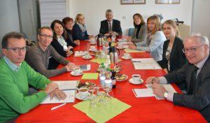 Soest/Hochsauerlandkreis: Beratungsstellen, Agentur für Arbeit und Jobcenter am Runden Tisch