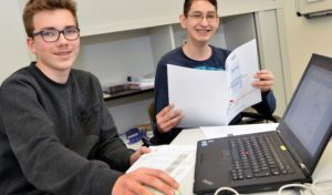 Soest: Achtklässler erkunden Berufsfelder im Kreishaus