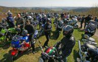 Märkischer Kreis: Bikergottesdienst an der Luisenhütte