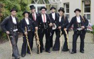 Soest: Sieben Wandergesellen holen sich Kreissiegel