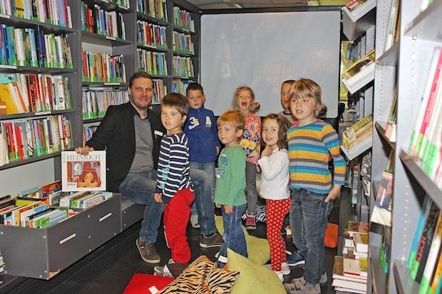 Photo of Kreis Soest: Bücherbus lädt ein zum Bilderbuchkino
