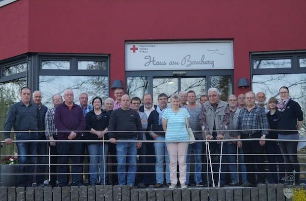 Photo of Blutspenderehrung in Marsberg: Karl-Heinz Ebert für 125maliges Blutspenden geehrt
