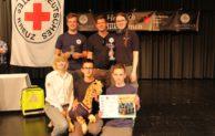 DRK Gemeinschaft Marsberg beim Bezirkswettbewerb Südwestfalen erfolgreich