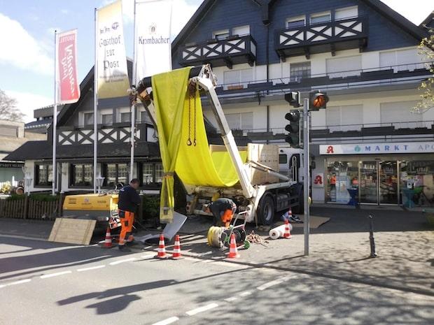Photo of Olsberg: Kanalbau schont Geldbeutel – und Nerven