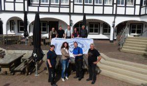 DRK-Familienzentrum Winterberg erhält eine Spende der Motorradfreunde RWE