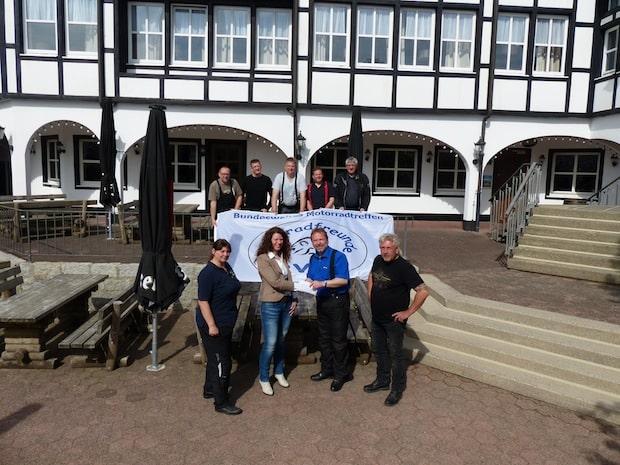 Photo of DRK-Familienzentrum Winterberg erhält eine Spende der Motorradfreunde RWE