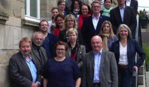 Olpe: Kreis und Stadt gemeinsam beim Netzwerk Kulturplanung in Hattingen