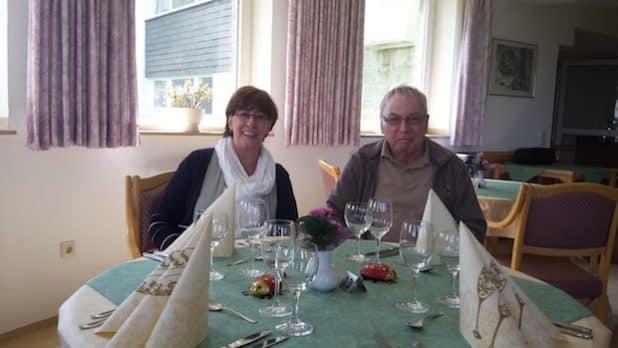 Bild: Gäste im Landhaus Fernblick