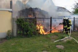 <b>Arbeitsreicher Tag für die Feuerwehr Menden</b>