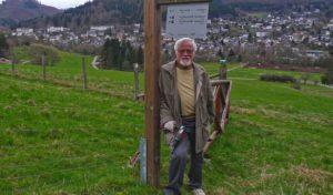 Bad Laasphe: Rothaarsteig und Lahnwanderweg Wegeweisung aktualisiert