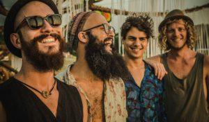 Live am Hennesee Meschede: BUKAHARA  –  Eine Band. Vier Musiker. Drei Kontinente. = Viel Sound