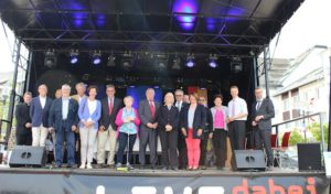 Jubiläum beim Stadterlebnis: Seide für Winterberg, Schiefer für Le Touquet
