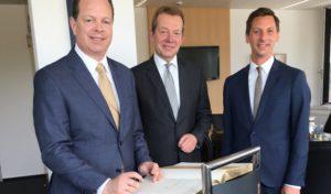 Siegen-Wittgenstein: Amerikanischer Generalkonsul zu Gast bei Landrat und Bürgermeister