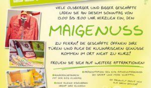 Olsberg: Verkaufsoffener Sonntag lockt mit neuer Ware, kulinarischen Leckerbissen und vielen weiteren tollen Aktionen