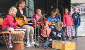 Musikschulfest in Wenden – Buntes Programm und Informationsmöglichkeit
