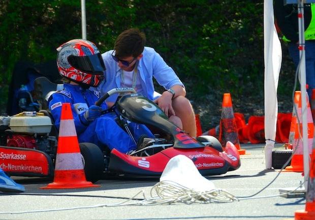 Photo of Olpe: OAC-Nachwuchs startet in die Kartslalom-Saison