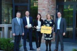 """<b>Sundern - Drei Traditionsunternehmen neue Mitglieder im Verein """"Wirtschaft für Südwestfalen e.V.&quo...</b>"""